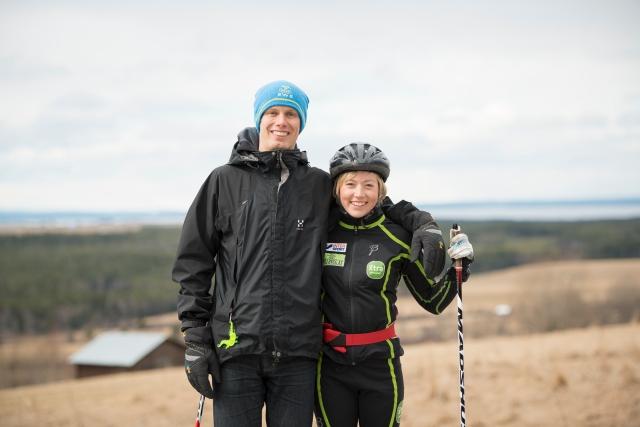 Laila Kveli i Östersund. Foto: Luca Mara.