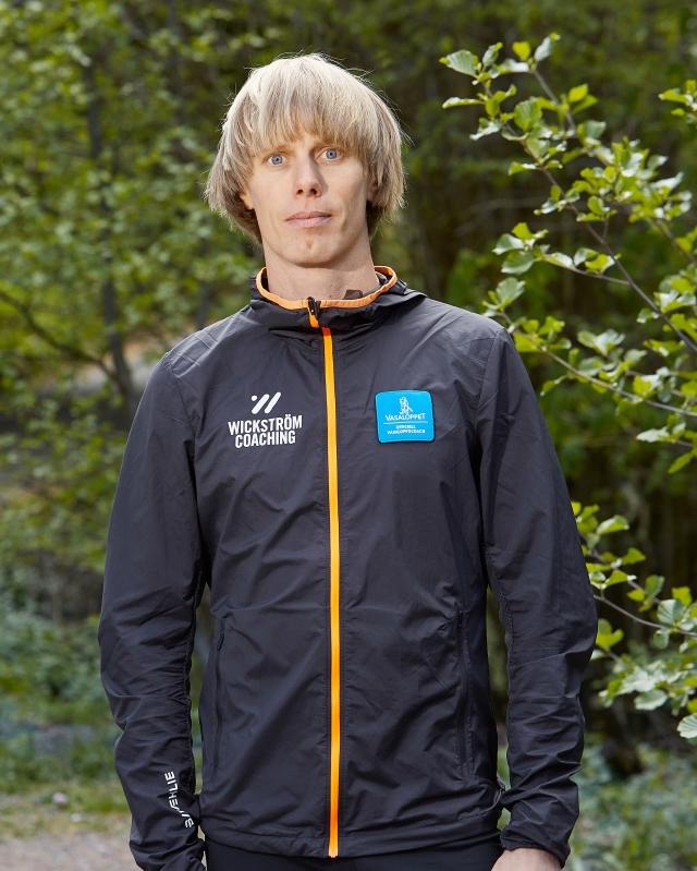 Vasaloppscoach löpning och längdskidåkning. Erik Wickström.