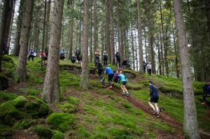 Djävulsbacken Rya Åsar Trail Run. Foto: Masaya.