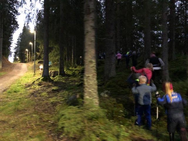 35 barn i åldrarna 4-7 år på Hestra IFs barmarksträning senast. Så himla kul med det stora intresse. Hestra är en av fyra skidklubbar i Borås med ungdomsverksamhet.