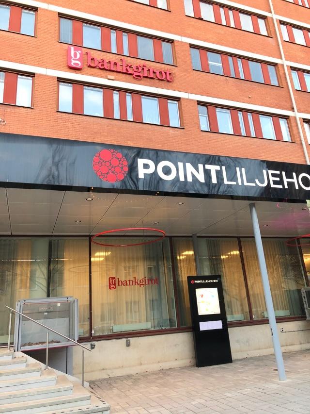 Föreläste på Bankgirot förra veckan fick äntligen förklarat för mig vad det är för skillnad på Plusgirot och Bankgirot.