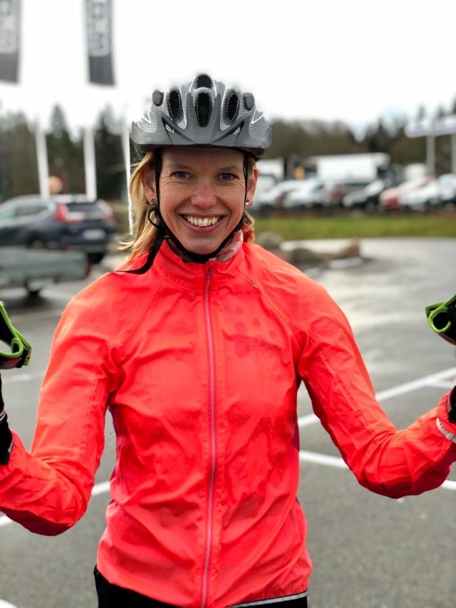 Johanna Sundström är en flitig användare av växeln stakskjut. Det är många som glömmer bort att använda sig av det åksättet. Det och mycket annat pratar vi om i senaste podavsnittet.