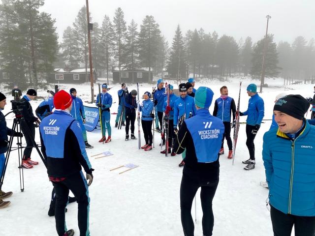 Wickström Coaching-läger i Orsa Grönklitt
