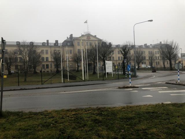 Regementet i Eksjö. Ing 2.