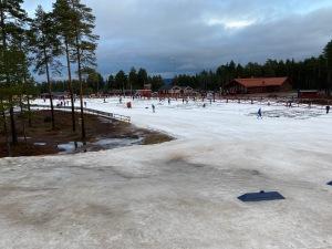 Hemus, Mora skidstadion