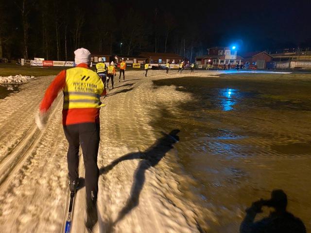 Skidkurs i Borås mån 20 jan 2020