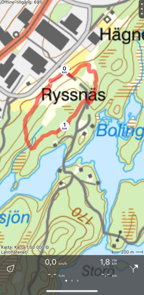 Ryssnässlingan karta