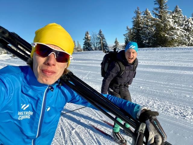 Jojje och jag filmer skejtfilmer i Sjusjøen för Wickström Coaching och Acadyme