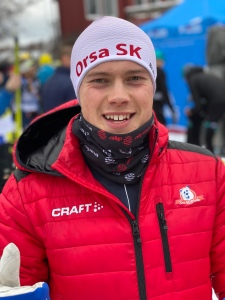 Daniel Södersten, Orsa SK