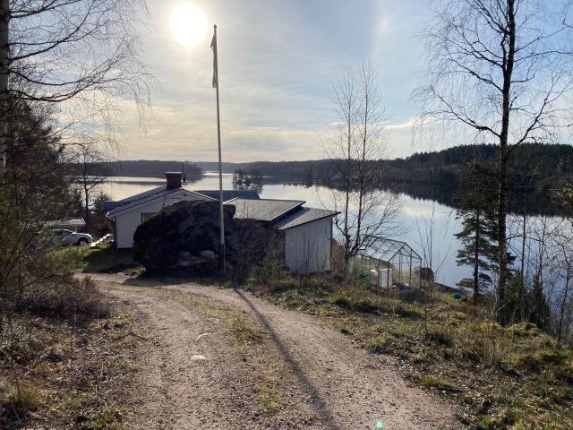 Såken ligger i Aplared utanför Borås