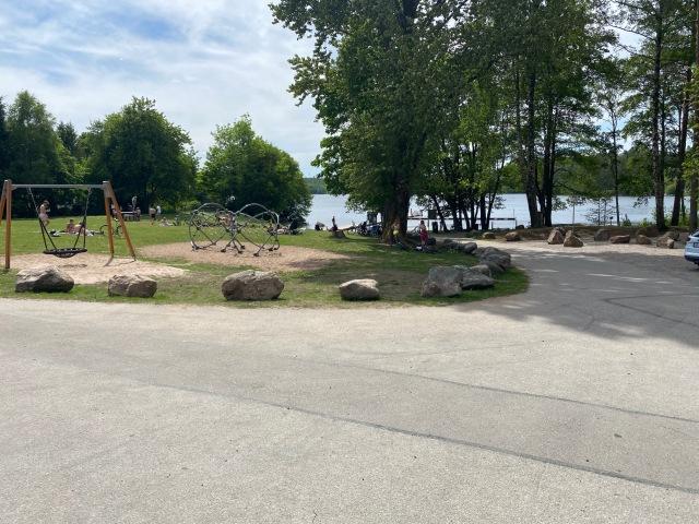 Badplatsen i Dalsjöfors
