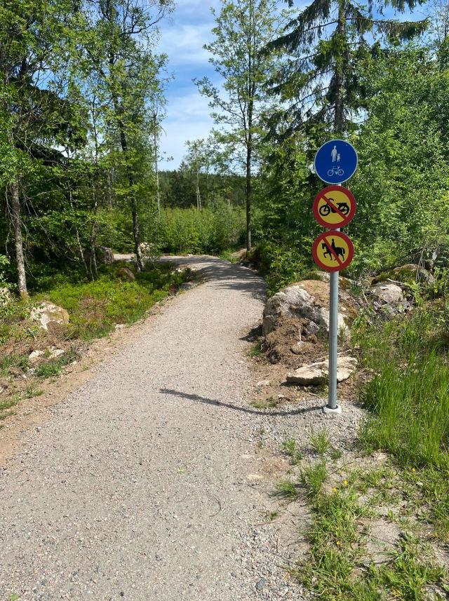 Dalsjön runt i Dalsjöfors