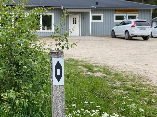 Storsjön runt i Rydboholm symbol skyttel