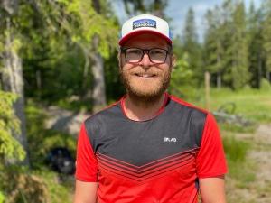 Linus Davidsson och jag är lika gamla har åkt många skidtävlingar ihop. Han är för evigt legend efter USM-guldet 1998.