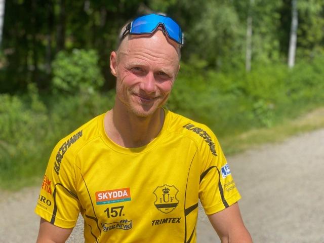 """Martin Henricsson är ett år äldre än mig. På skidgymnasiet kallade vi honom """"Doffe"""", som i Dolph Lundgren, för att han var så muskulös."""