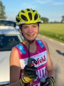 Ebba Johansson är Skånes framtidshopp. Hon är riktigt vass.