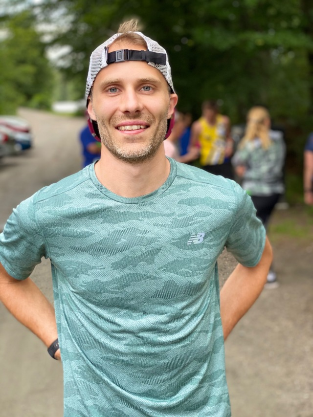 Simon Evaldsson har haft en enorm utveckling i år