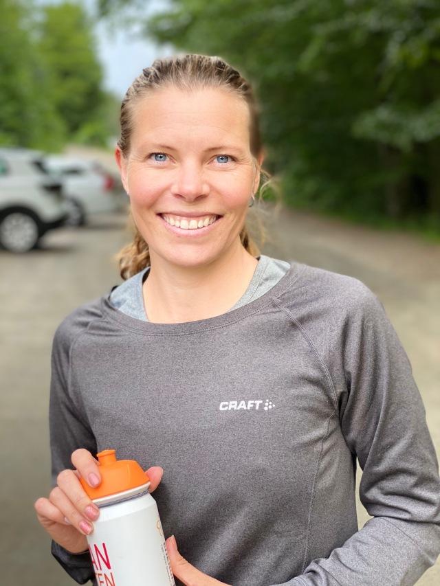 Linda Svedensten på Borås Energi och Miljö jobbar en hel del med Kretslopet