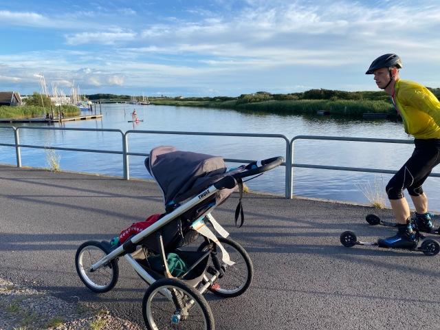 In mot Skäldervikens hamn