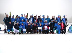 Vasaloppsläger med adepter i Wickström Coaching i Orsa Grönklitt november 2019