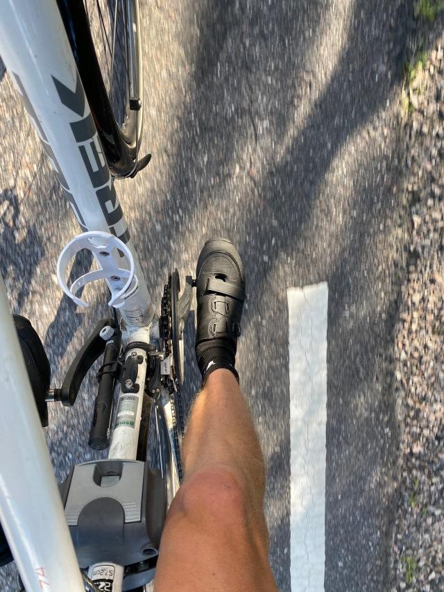 Cykelskor, ett måste för anständig vardagscykling