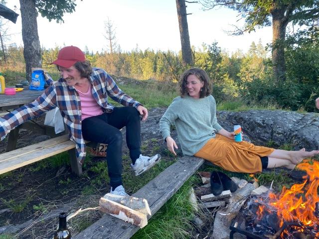 Anders Philipsson och Anna Kjellsson