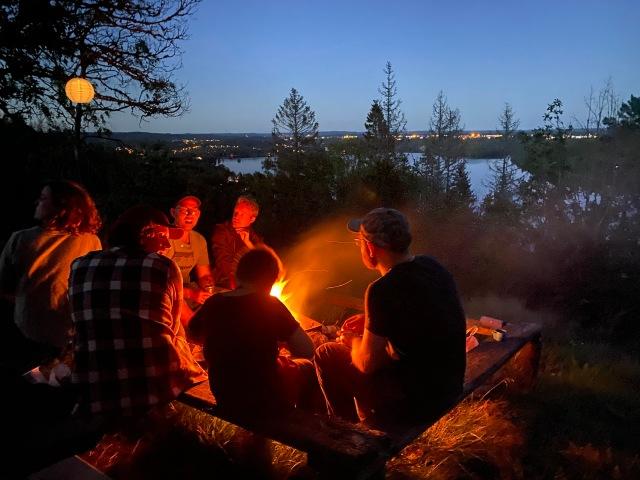 Vindskyddet i Hultafors