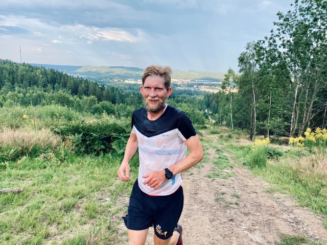 Hemmavasan. Trailvasan 30 med Peder Hallberg. Björbobacken i Borås.