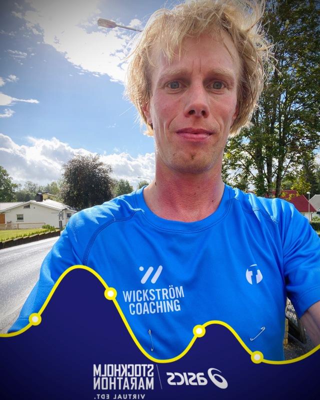 Asics Stockholm Marathon Virtual Edition 2020