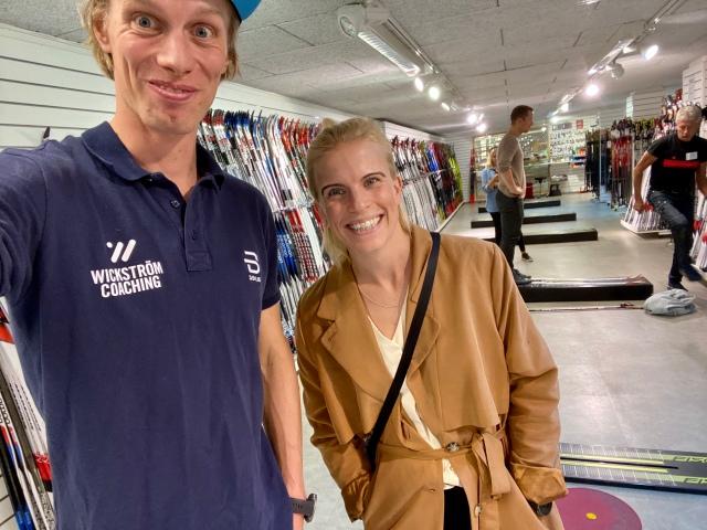 Adept Karin Sjödin, som ska hålla i Wickström Coachings testdag på Bosön 10 okt