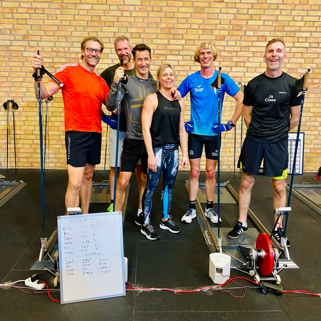 Thorax Trainer-träning på Acrius i Borås