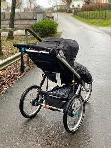 Vad vore jag utan vår joggingvagn?