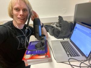 """Senaste dagarna har jag spelat in några poddar med Visma Ski Classics. Jag och Simen Østensen har varit """"experter"""" när det kommer till att prata om lagen, åkarna, favoriterna etc inför långloppssäsongeny."""