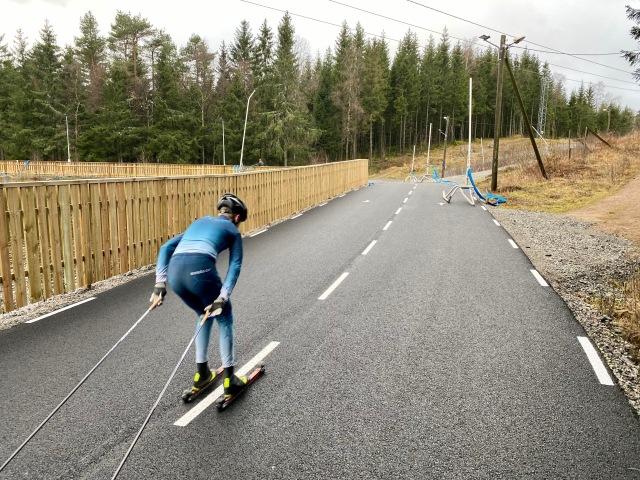 Borås GIF-åkare på rullskidbanan