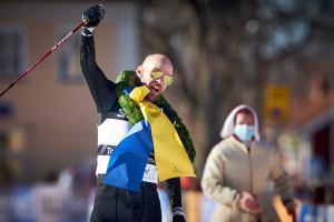 Tord Asle Gjerdalen gör en stark säsong och lär hota Emil Persson om gula tröjan i de återstående loppen. Foto: Magnus Östh
