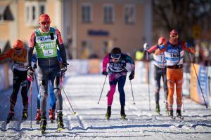 Anders Aukland, född 1972, kunde inte försvara 8:e-platsen från förra året utan blev 27:a. Foto: Magnus Östh