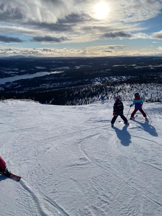Fallhöjden i Lofsdalen ligger topp 10 i Sverige