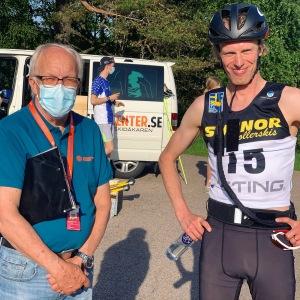 Dopingkontroll på rullskidlopp