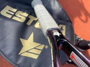 Estusa tennisrack