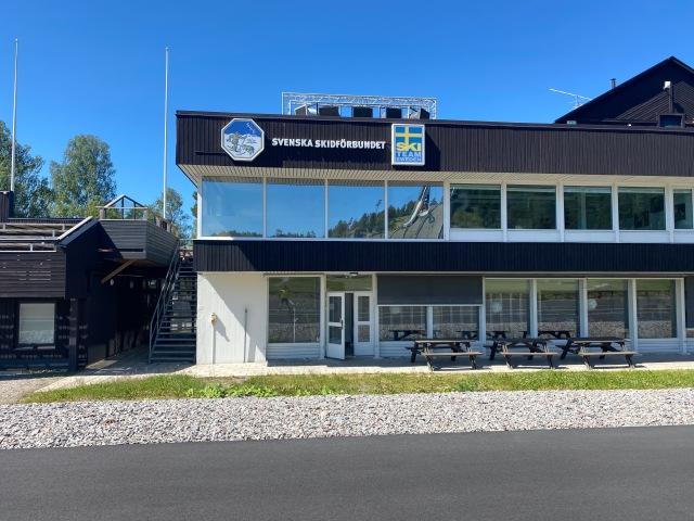 Svenska skidförbundet på Lugnet i Falun