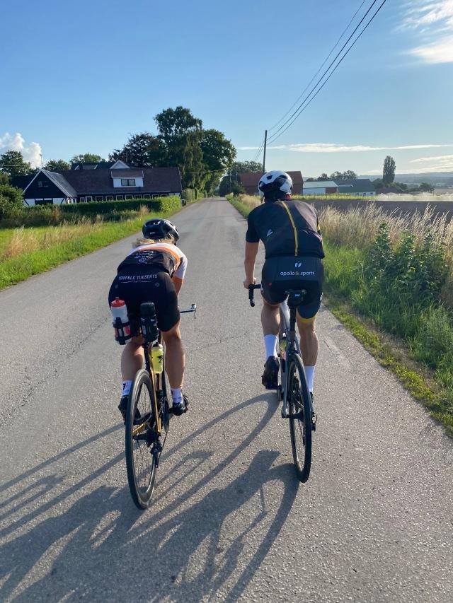 Cykling på Bjärehalvön