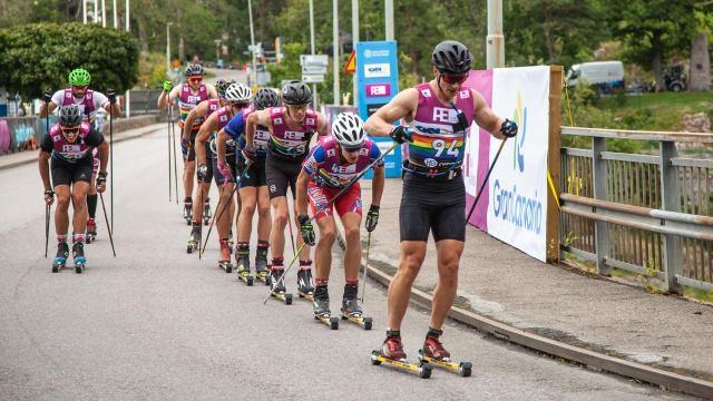 Alliansloppet 2021. Foto: Trollhättan Action Week
