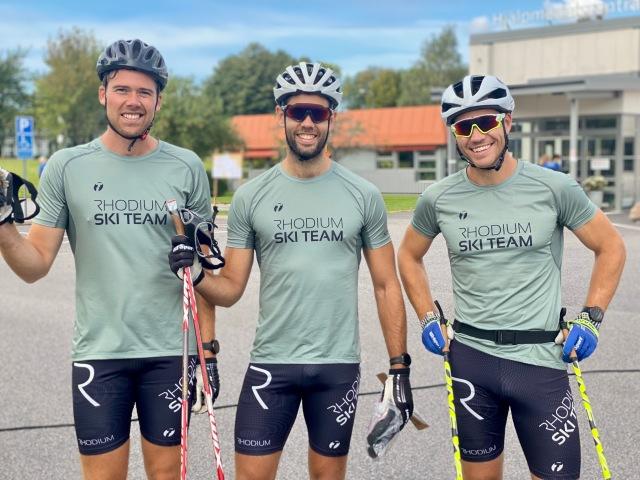 Alehofspojkarna (och Rhodium Ski Team) Robin Larsson, Ragnar Hellsvik och Marcus Ullman var starka i loppet och fick också bra placeringar.
