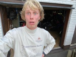 Equinox Marathon-tröjan från Fairbanks håller än