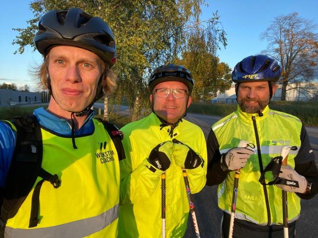 Rullskidlektion på Viared i Borås